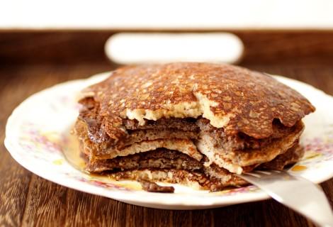 Sour West Virginia Buckwheat Cakes