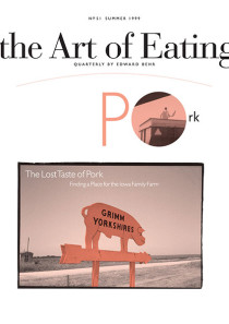 No. 51 The Lost Taste of Pork