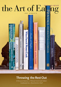 No. 79 Throw the Rest Out: A Personal Selection of Cookbooks