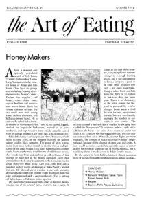 No. 21 Honey