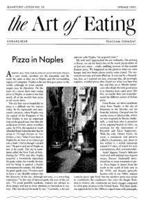 No. 22 Pizza in Naples
