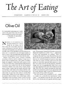 No. 33 Olive Oil