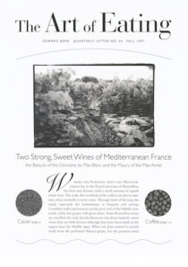 No. 44 Two Strong, Sweet Wines of Mediterranean France