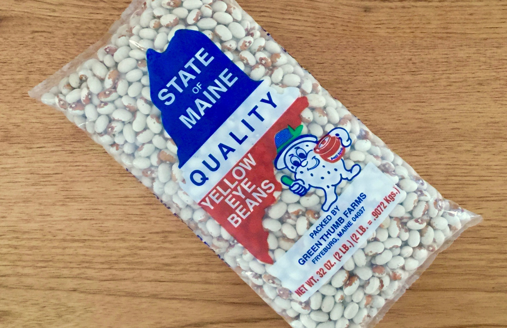 Maine Baked Beans