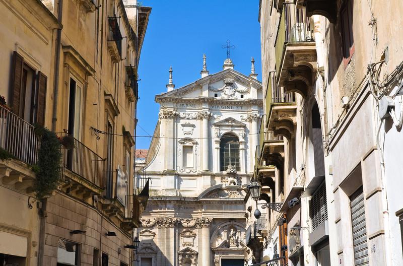 Six Addresses: Lecce
