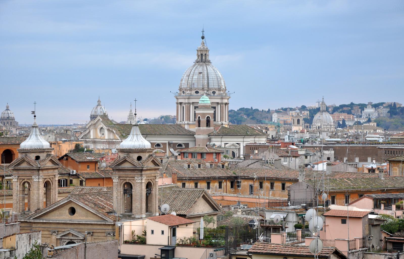 Six Addresses in Rome