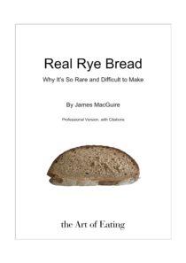 Real Rye Bread (Print Version)