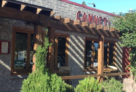 Restaurants: Canneti Roadhouse Italiana in Forestville, California