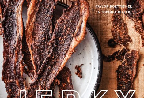 Books: Taylor Boetticher and Toponia Miller's Jerky